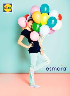 Do wyboru, do koloru! Z tej oferty możesz wybrać coś w swoich ulubionych barwach! Wiosenna moda damska by Lidl.