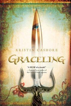 Graceling by Kristin Cashore #Books