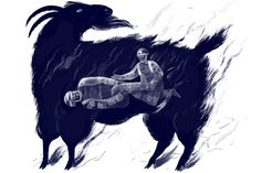 For most combat medics, training on live animals is the only way they'll experience that real blood, bone and tissue before they treat their first battlefield casualty. Every member of the platoon benefits, writes a former United States Army medic in this Op-Ed. (Illustration: Enzo Pérès-Labourdette)