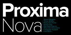 Font dňa – Proxima Nova - http://detepe.sk/font-dna-proxima-nova/