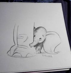 ideas for disney art drawings pencil beautiful Beautiful Pencil Drawings, Cool Art Drawings, Pencil Art Drawings, Art Drawings Sketches, Animal Drawings, Easy Drawings, Drawing Ideas, Elephant Drawings, Pencil Sketches Easy