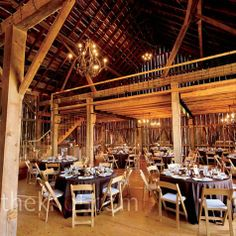 """great color choice.  think the key to rustic might be to work with the present palette and not add """"wedding-y"""" on top of it."""