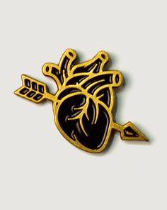 Hustle & Heart Soft Enamel Pin