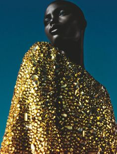 The Numero 'On The Rocks' Photoshoot Stars Jeneil Williams  by Txema Yeste