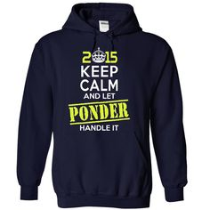 PONDER  - This Is YOUR Year