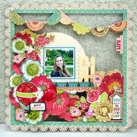 A Project by Lu Minoti from our Scrapbooking Gallery originally submitted 08/04/12 at 12:08 PM