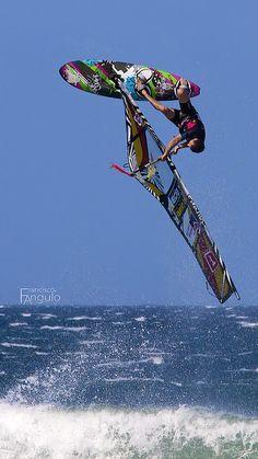 Gran Canaria Wind&Waves 2012 by Francisco Angulo