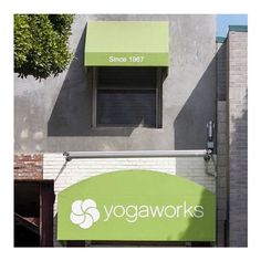 Instagram photo from @yogaworks_cfy