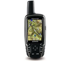 Garmin Waterproof GPS with Compass & US Topographic Maps.  Strap to your life vest while paddleboarding and exploring.