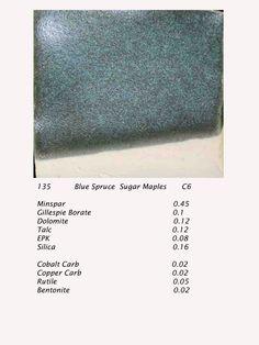 Blue Spruce ^6 recipe