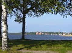 Mariefred Camping, Gripsholm is down the road from Toresund, Sodermanland, Sweden Birthplace of Anders Andersson (LZ4F-VW1) in 1725. Edwin Hyrum Anderson line