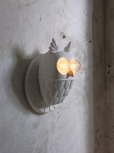 Ceramic wall light by Matteo Ugolini for Karman