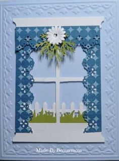 FS272 Window to the World by bensarmom - Cards and Paper Crafts at Splitcoaststampers