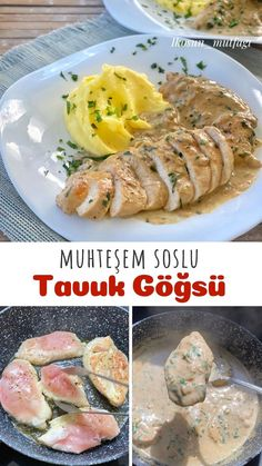 Turkish Recipes, Italian Recipes, Turkish Sweets, Fish And Meat, Cooking Recipes, Healthy Recipes, Fresh Fruits And Vegetables, Different Recipes, Tasty Dishes