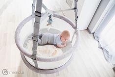 Memola - Fördert die psychomotorische Entwicklung des Kindes.  #Hängewiege #Wiege #Wiege Schaukel #memola Unusual Furniture, Bassinet, Child's Room, Bed, Home Decor, Kids, Homemade Home Decor, Crib, Stream Bed
