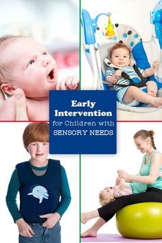 Early Intervention for Children with Sensory Needs   Special Needs   Autism   Aspergers   ADHD   SPD