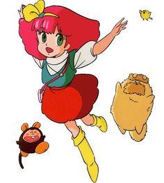 IL MAGICO MONDO DI GIGI' Old Anime, Manga Anime, Film D, Rainbow Brite, Best Iphone Wallpapers, Old Cartoons, Magical Girl, Anime Style, Shoujo