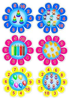 Clothespin math activity with free printable - Preschool Math, Classroom Activities, Book Activities, Kindergarten, Easter Crafts, Fun Crafts, Educational Games For Kids, Kids Behavior, School Themes