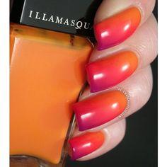 Clean Nails via Polyvore
