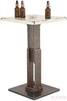 Bar Table Key White 65x65 Material: MDF 100% Size: 1,07 x 0,65 x 0,65 m Weight: 19 kg Номер пункта: 75780  крутой!!