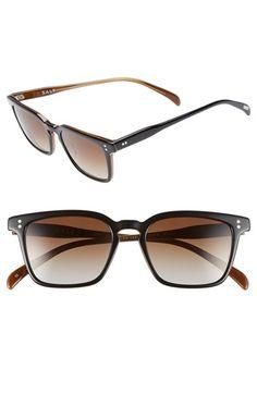 SALT 'Lodin' 52mm Polarized Sunglasses