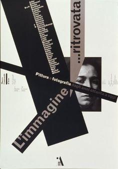 Bruno Monguzzi, L'immagine ritrovata, Museo Cantonale d'Arte, 2002