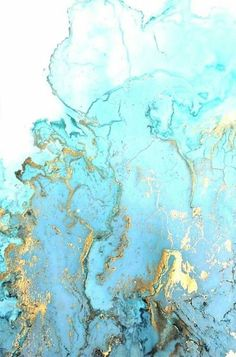 New Wallpaper Blue Gold Paint Colors Ideas Wallpaper Sky, Gold Marble Wallpaper, Wallpaper World, Watercolor Wallpaper, Iphone Background Wallpaper, Trendy Wallpaper, Blue Wallpapers, Pretty Wallpapers, Colorful Wallpaper
