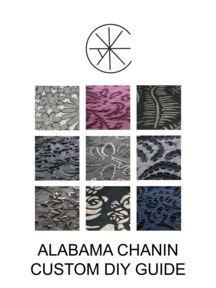 Alabama Chanin Custom DIY Guide
