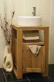 oak cabinets for sinks in bathroom - Google Search