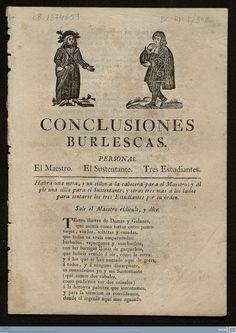Conclusiones burlescas