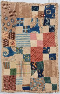 Four Patch Doll Quilt: Circa Pennsylvania Old Quilts, Scrappy Quilts, Small Quilts, Mini Quilts, Baby Quilts, Crib Quilts, Antique Crib, Antique Quilts, Vintage Quilts