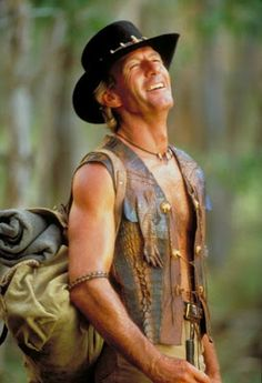 Crocodile Dundee - I love Paul Hogan. Just watched both Crocodile Dundee with my daughter. Funny Movies, Great Movies, Awesome Movies, Paul Hogan Crocodile Dundee, Movies Showing, Movies And Tv Shows, Movie Stars, Movie Tv, Streaming Hd