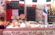 French Market @ Old Biscuit Mill, Woodstock Woodstock, Biscuits, Cheese, French, Food, Crack Crackers, Cookies, French People, Eten