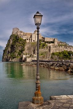 Castello Aragonese, Ischia, Campania, Italy
