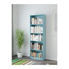 FINNBY Bücherregal - helltürkis - IKEA