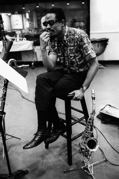 Eric Dolphy. Yet another epic talent gone too soon #FreeJazz