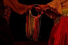 Na quarta-feira, dia 16, a companhia de dança cigana Gina Vitola e a dançarina…