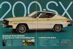 1976 Datsun 200-SX