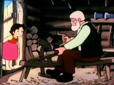 Heidi: Capítulo 2- En casa del abuelo