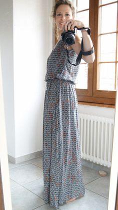 burda juin 2013 - robe 128