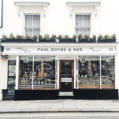 Buy all the fancy jam at Paul Rothe & Sons in Marylebone