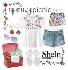 """""""Spring Picnic"""" by amelia-carnero ❤ liked on Polyvore"""