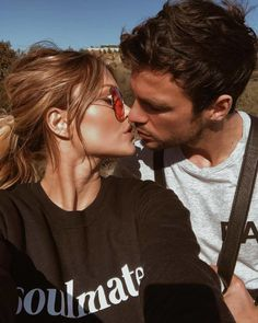 relationship tattoos Couples kissing New tattoo couple kiss Ideas Neue Tattoo Paar Kuss Ideen Couple S'embrassant, Image Couple, Photo Couple, Couple Goals, Couple Ideas, Couple Kissing, Couple Relationship, Cute Relationship Goals, Cute Relationships