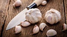 garlic on wood background Photos garlic on wood background by Looker_Studio Wood Background, Health And Wellness, Vegetables, Food, Mai, Social Media, Photos, Instagram, Medicine