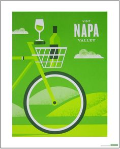 Wine Country Travel Posters