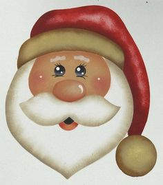 Santa Paintings, Christmas Paintings, Christmas Scenes, Christmas Door, Christmas Centerpieces, Christmas Decorations, Picket Fence Crafts, Tole Painting Patterns, Glass Bottle Crafts