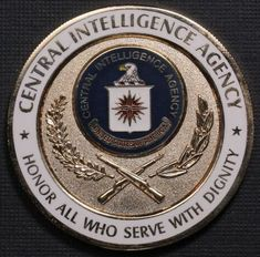 The mission of the Central Intelligence Agency's Security Protective Service (SPS) is the protection of Agency personnel, facilities and informati Central Intelligence Agency, Intelligence Service, Us Military Medals, Mission Report, Police Challenge Coins, Secret Warriors, Fitz And Simmons, Coin Design, Delta Force