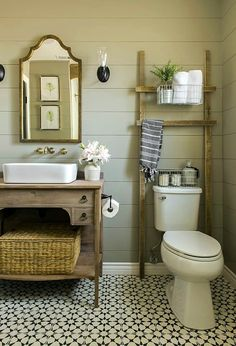 7 Ways to Organize a Bathroom Without a Medicine Cabinet or Drawers   Apartment Therapy