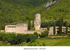 ABBAZIA SAN PIETRO IN VALLE - ITALY