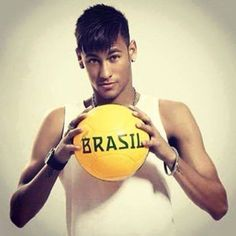 Neymar is out of the World Cup because Juan Camilo Zuniga hit him in the back with his knee. Neymar was taken to a hospital and he won't be playing the remainder of the World Cup. He has a fractured vertebrae.:( Get better soon. Neymar Jr, Good Soccer Players, Football Players, Play Soccer, Football Soccer, Football Icon, Fc Barcelona, Best Player, Fifa World Cup